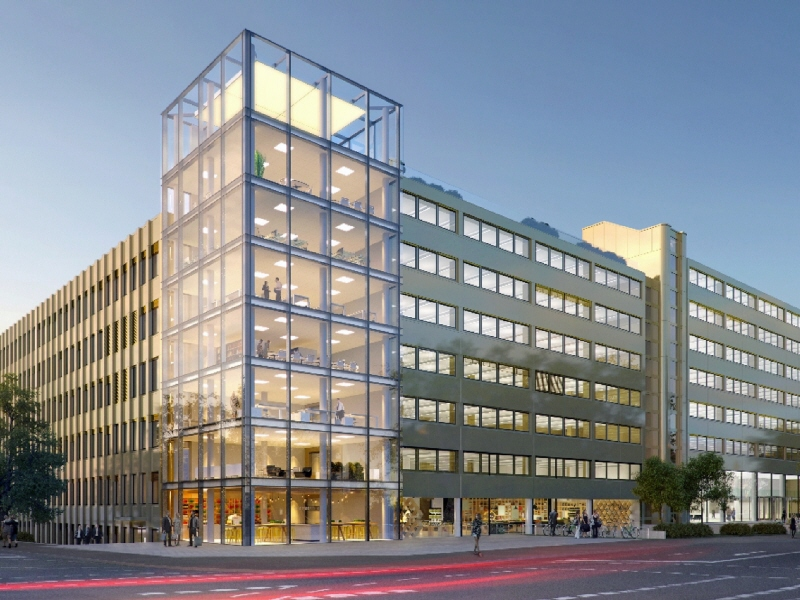 Allianz purchases Berlin office complex from Patron Capital and Suprema